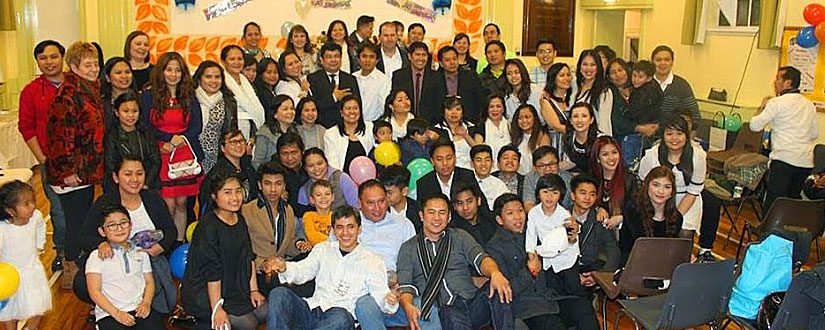 Welcome To The Filipino International Church UK