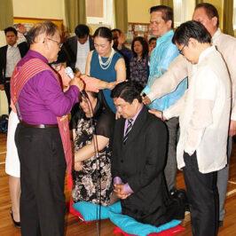 Rev Pansacala Ordination