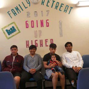Family Retreat 2017
