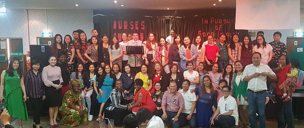 Nurses' Sunday Service 2018