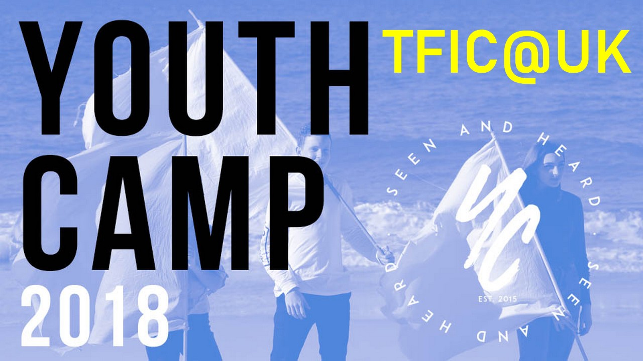 TFIC YOUTH CAMP 2018! @  Moor House Adventure Centre | England | United Kingdom