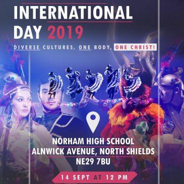 INTERNATIONAL DAY 2019 BY RESTORATION CHAPEL