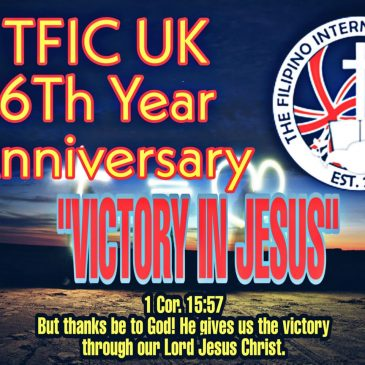 TFIC UK 6TH YEAR ANNIVERSARY