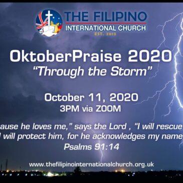 October Praise Online 2020!